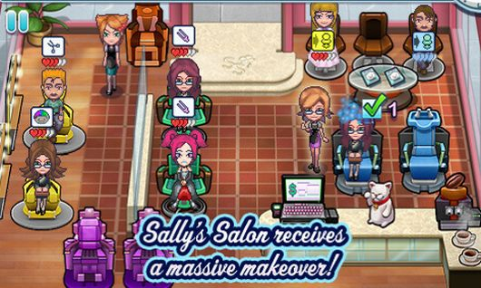 time management games for girls. A few super popular games on