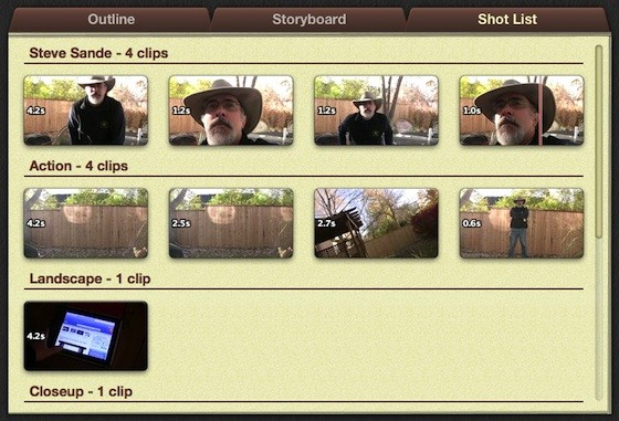 how to add credits to imovie 11