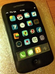 iPhone iCake