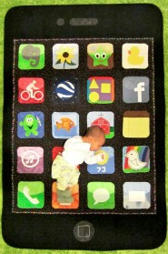 iPhone Quilt