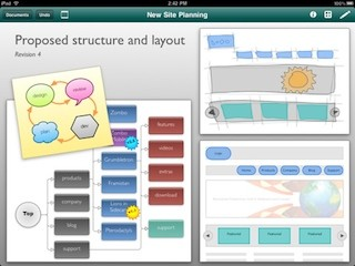omnigraffle for ipad