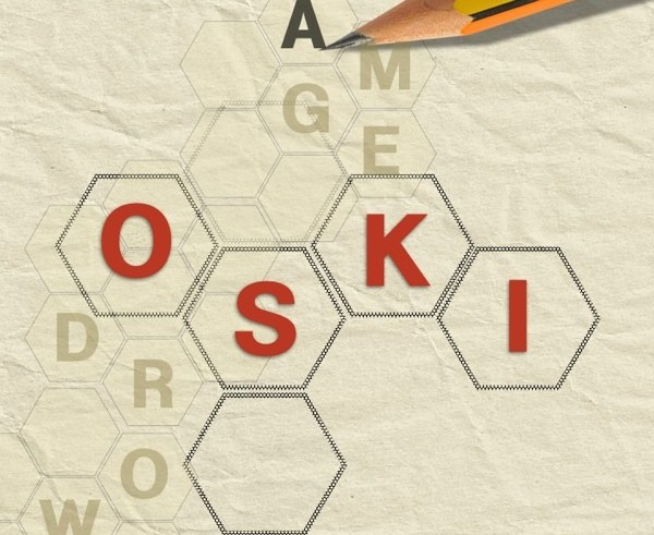 oski ipad word game
