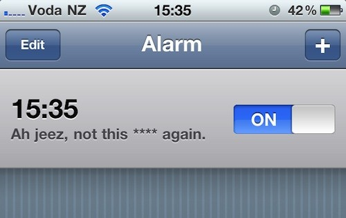 alarm iphone clock fail