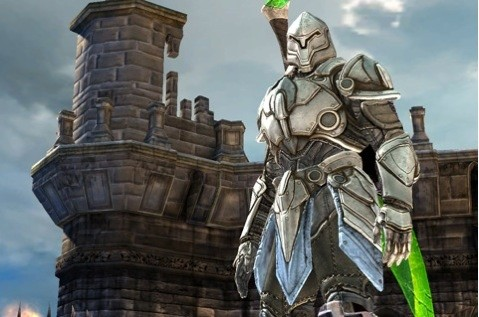 Infinity Blade For Ios Now