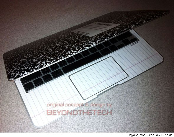 MacBook Air skinmod