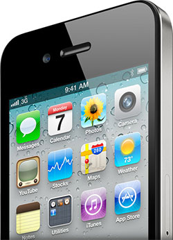 Retina Display iPhone 4