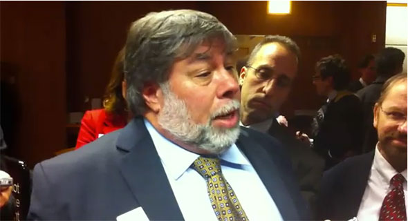 Woz at the FCC