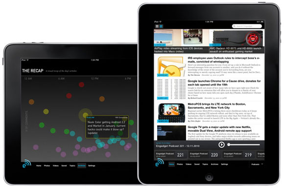 engadget ipad app mom always did like her best