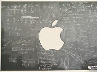 Apple in classroom