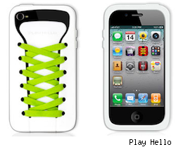 iShoes iPhone case