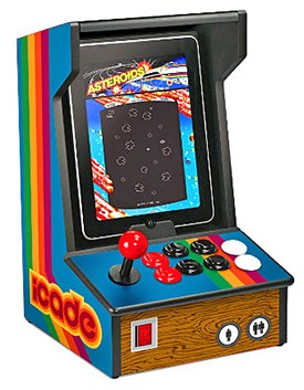 ThinkGeek iCade gaming cabinet