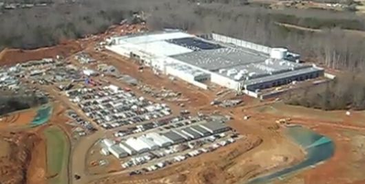 Apple's North Carolina data center to go live this spring