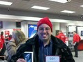 Verizon's First iPhone customer in Bridgewater, NJ