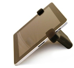 Padprop is a lightweight, useful stand for iPad