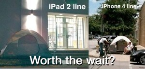 iPad 2 line, worth the wait?