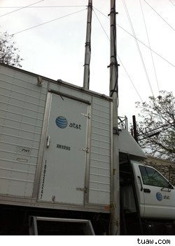 att cells on wheels sxsw