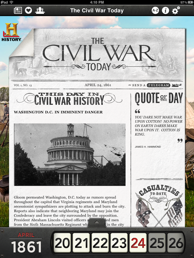 history of the american civil war battles and tragedies Glorious triumphs and great tragedies 2003  discoveries to historical battles  day battle in 1863 in which the civil war reached a turning.