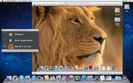 Parallels Desktop 7 for Mac: Faster, new features, better mobility