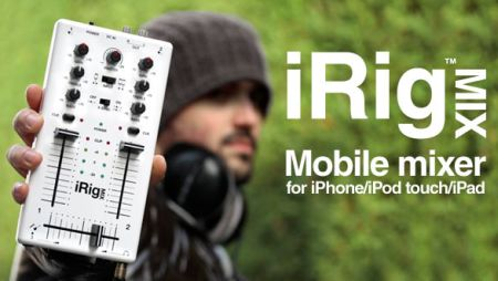 iRig Mix out now, impresses with size and features