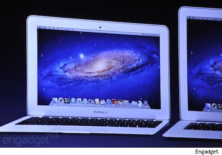 New MacBook Air announced with Ivy Bridge CPUs, USB 30