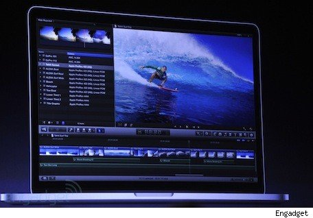 New versions of Final Cut Pro and Aperture revealed