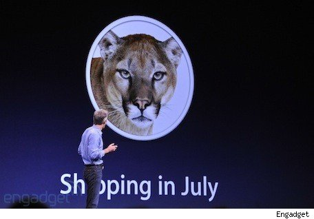 Apple announces Mountain Lion will be available in July for $1999