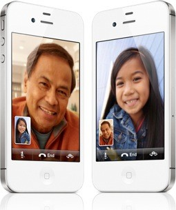 FaceTime updated with cellular support