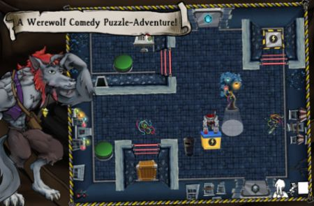 MacGuffin's Curse gets a big free update, goes halfoff now