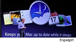 Apple introduces Power Nap at WWDC 2012