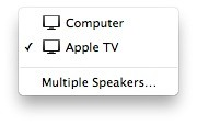 Mountain Lion 101 AirPlay Mirroring