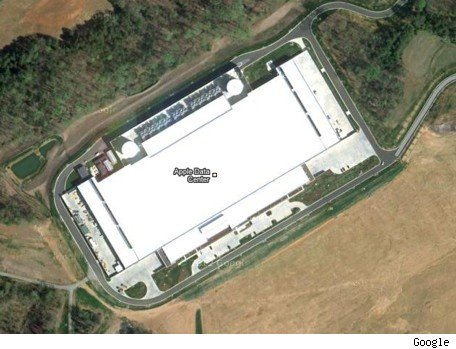 How Apple's North Carolina data center got built