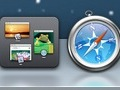 Mountain Lion's Dock has a different shelf effect, and even more subtle 