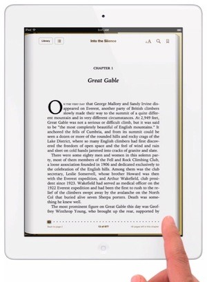 Convert an old iPad into a dedicated ereader