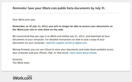 MobileMe closed, grab your stuff now