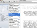 Mountain Lion's Mail app includes the ability to flag favourite contacts as VIPs