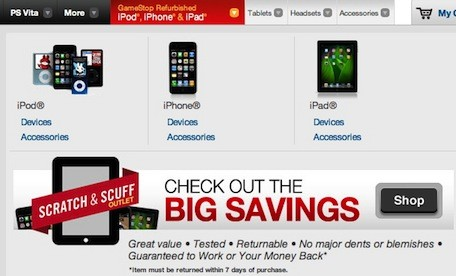 GameStop reinventing itself as Apple refurb shop