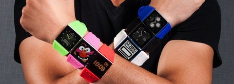 Loop Mummy iPhone case  Nano watchband bring Chitown flair to accessories