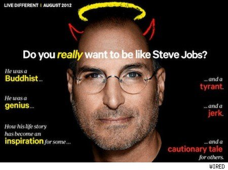 Why entrepreneurs look to Steve Jobs for guidance and why they shouldn't