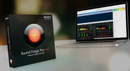 Sound Forge Pro apparently coming to the Mac