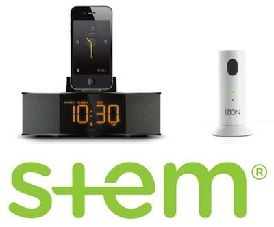 STEM Innovation iZON and Time Command Giveaway 3 chances to win