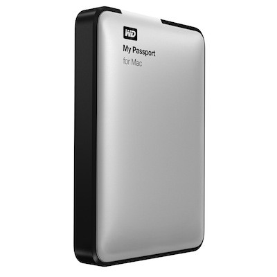 WD announces new My Passport for Mac and My Book VelociRaptor Duo drives