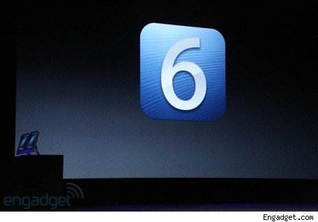 iOS 6 to be released on September 19th