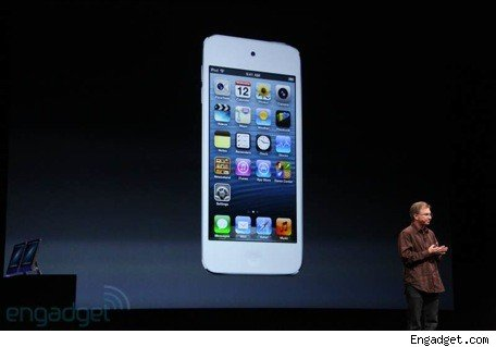 Apple announces new iPod touch with new colors, starting at $299
