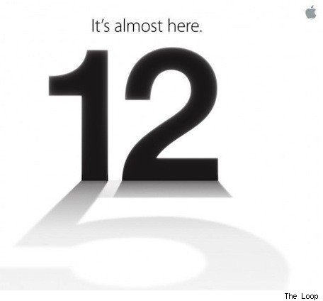 Apple announces media event for Sept 12