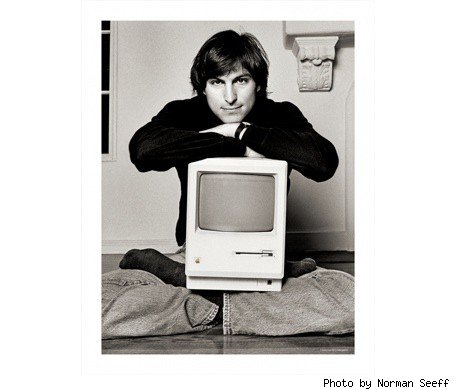 Steve Jobs photo outtakes, 1984