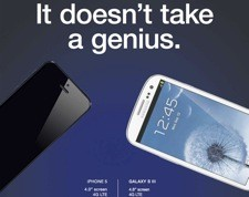New Samsung Galaxy ad attacks the iPhone 5