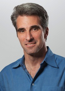 iOS and OS X teams joined under Craig Federighi