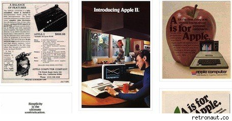 A history of Apple print ads