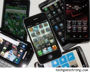 Research Over one billion smartphones in use