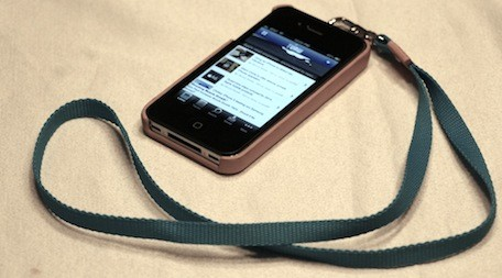 T8 Storm wallet case for iPhone 44S Slim, light, and attractive